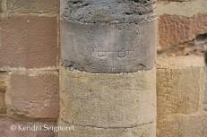 Stone Mason's Mark
