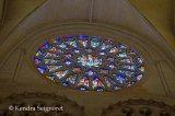 Burgos Cathedral Rose WIndow