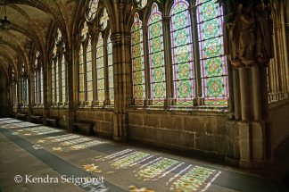 Burgos Stained Glass
