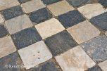 Tiles of the Baths