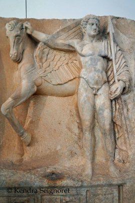 Bellerophon with Pegasus