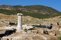 Hierapolis - column