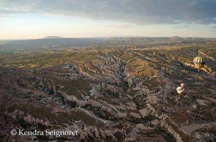 Valleys of Cappadocia