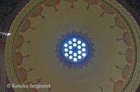 Harem ceiling details (3)