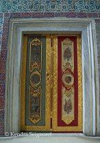 Harem door details