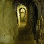 Derinkuyu - Staircase