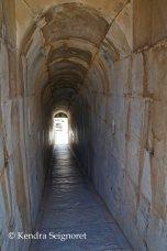 Didyma - entrance to inner sanctum