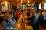 Dinner crowd