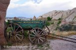 Wagon at Red Valley