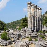 Priene - Temple of Athena