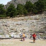 Priene - theatre