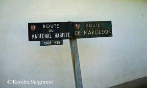 Taking the Route Napoleon