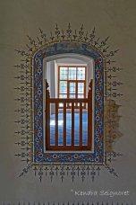 Little Ayasofya View to Window