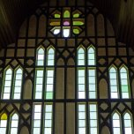 cathedral window designs