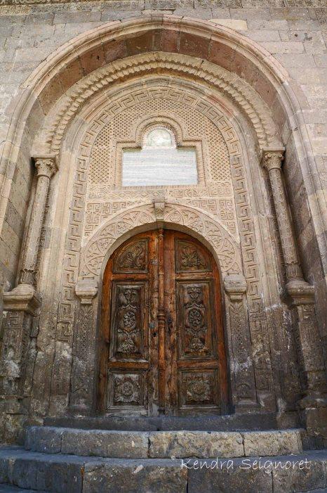 Mustafapasa - Madrasa Door (8)