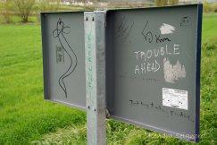 Trouble Ahead