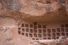 Zelve Open Air Museum - Pigeon Holes (1)