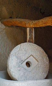 Zelve Open Air Museum - Ancient Wine Press (3)