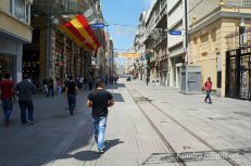 Istiklal Street - All is Quiet