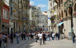 Istiklal Street - Not quiet anymore