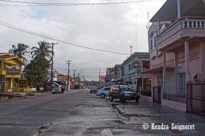 Bartica - Street