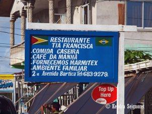 Bartica - Brazilian Influence