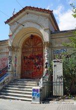 Graffiti - French Embassy