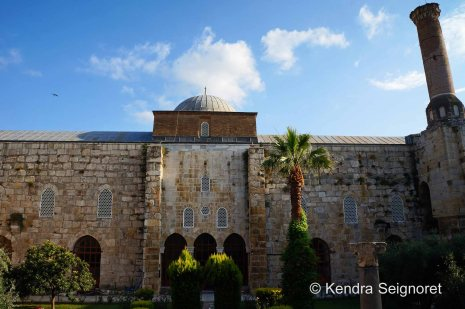 Isa Bey Mosque (2)