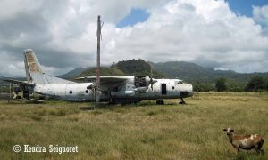 Coup-era planes left to rust