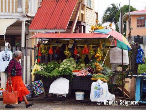 Parika - Market