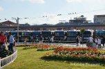 Taksim Square - Police Buses