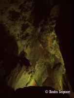Ceiling of Cueva del Indio