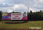 Let's Make Bolivar and Marti's Dream a Reality