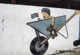Baby in a Wheelbarrow