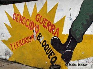 Block Terrorism, Genocide, War