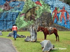 Mural de la Historia