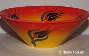 More Bowls - orange