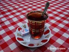 Cay (Tea) at Pierre Loti