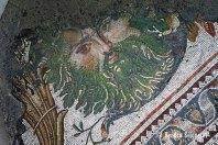 mythical - god with green hair