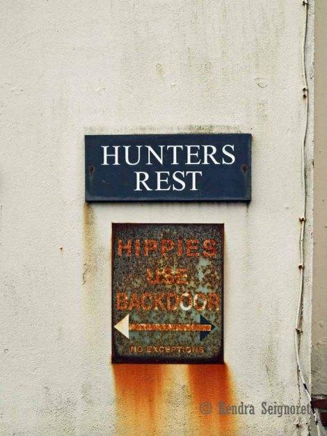 Hunters vs Hippies