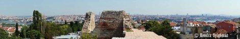 walls and city