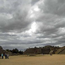Monte Alban - space (2)