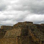 Monte Alban - pyramid