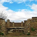 Monte Alban - structures