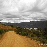 Road into San Miguel