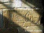 Foix ancient graffiti