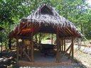 traditional cassava bakery
