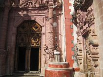 Taxco - Cathedral (1)