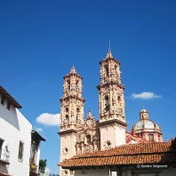 Taxco - Cathedral (4)