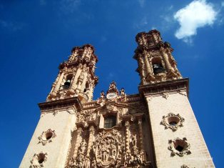 Taxco - Cathedral (5)